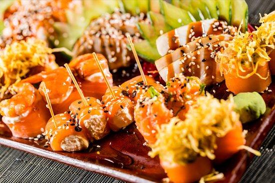 Nazo Sushi Bar Sudoeste: Combinado especial