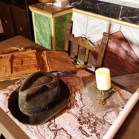 Indiana Jones: particolare