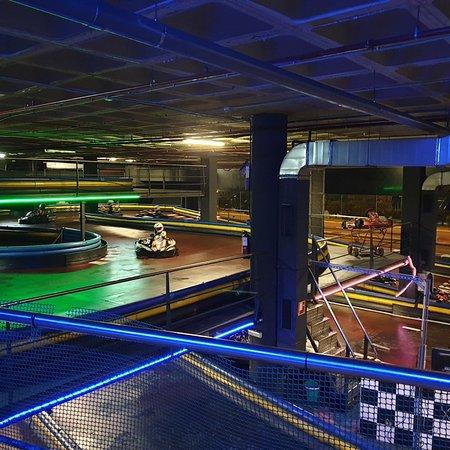 Karting Area