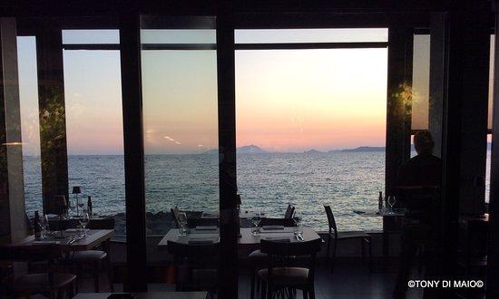 MM Lounge Restaurant: panorama visto dal locale terrazza