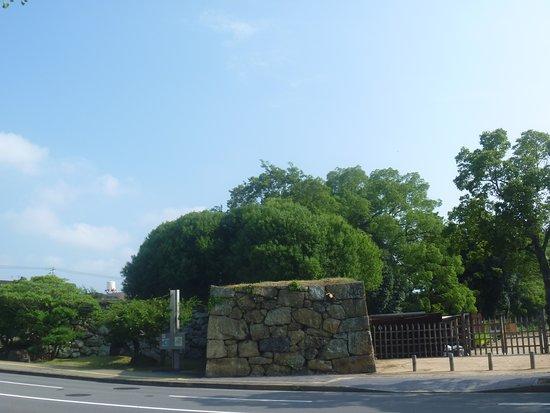 Himeji Castle Ichinohashi-Mon Site