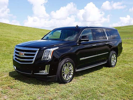 ULtimate Town Car: Escalade SUV