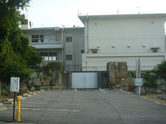Uchikyoko Gate Ruins