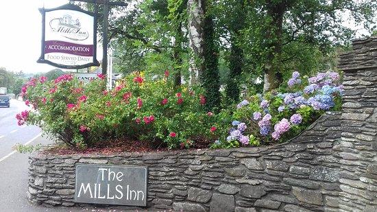 The Mills Inn Pub: We have arrived!