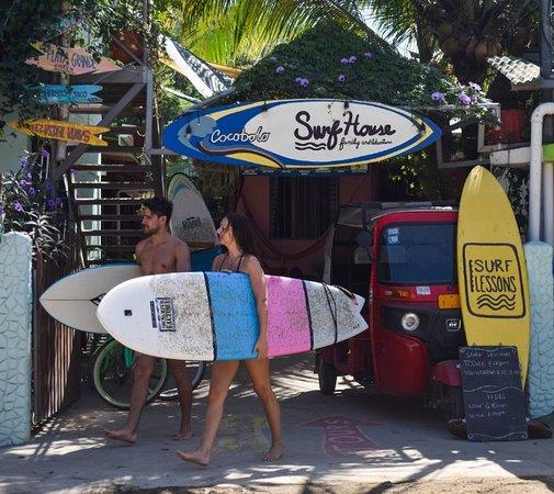 Cocobolo Surf Adventures