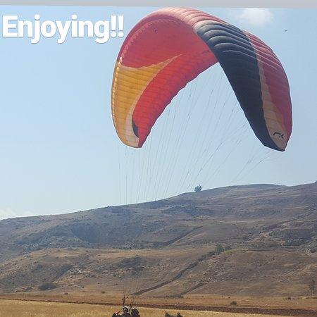 Disfrutando cada dia; a seguir volando...✌#PAP #parapente #paragliding #cusco #chinchero #fly #adventure #adventuretime #peru #peruvian #love
