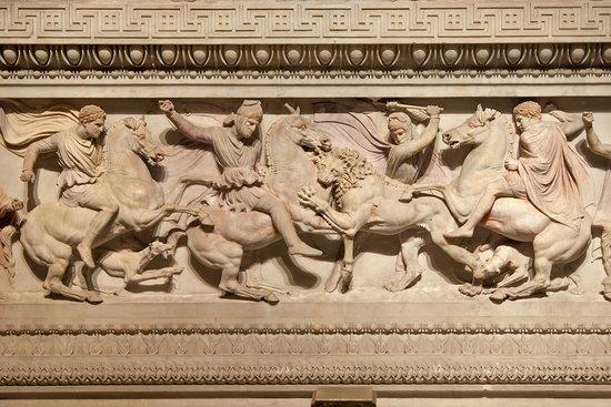 พิพิธภัณฑ์โบราณคดีอิสตันบูล