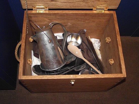 Thaddeus Kosciuszko National Memorial: PA - PHILADELPHIA - KOSCIUSZKO NM #15 - ARMY CASE