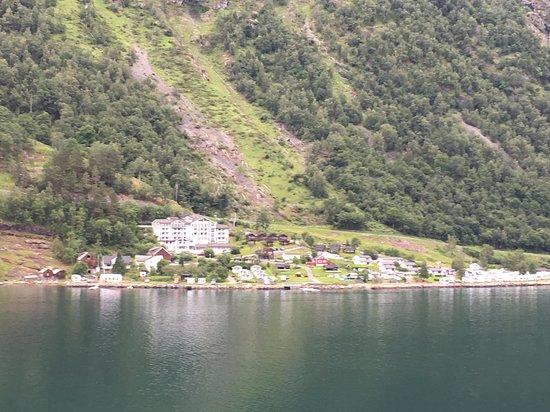 Geiranger Village