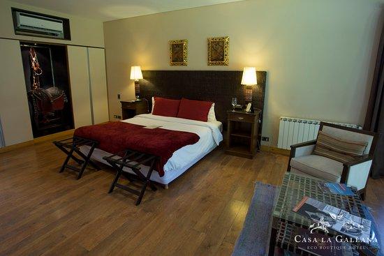 Casa La Galeana Eco Boutique Hotel: Suite