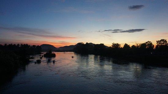 Les 4000 îles du sud du Laos (sur le Mékong)