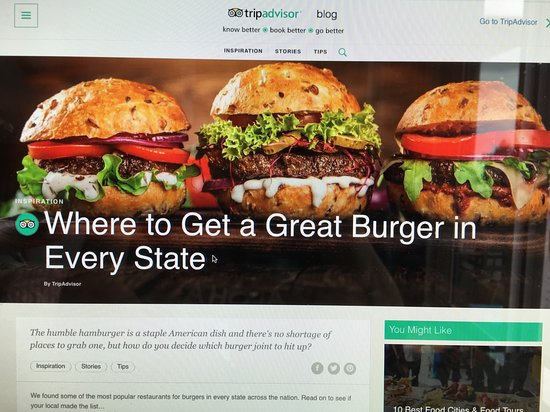 """Yes, we did it again! To all our wonderful customers, thank you so much for getting Stewz Maui Burgers recognized as the """"GREATEST"""" burger in the state of Hawaii.  MAHALO"""