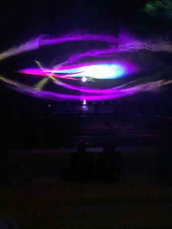Murray Laser Light Show