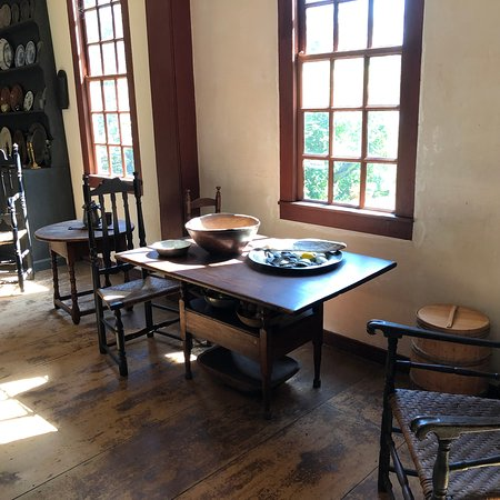 Tate House Museum Admission and Tour: Touring the Tate House Museum