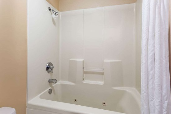 Baymont by Wyndham Easley/Greenville: Guest room bath