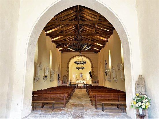 Prieuré, aujourd'hui église Saint-Sulpice