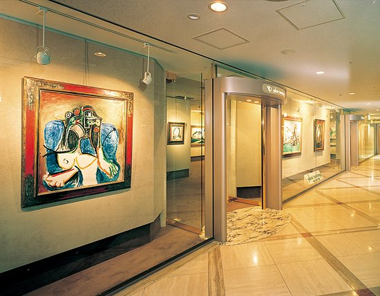 Galerie Tamenaga Osaka