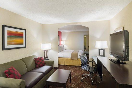 Holiday Inn Express Frazer - Malvern: Guest room
