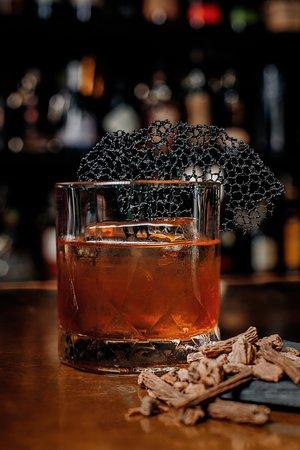 Alley Bar: Lapsang Souchong