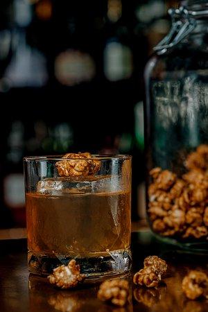 Alley Bar: Caramel Popcorn