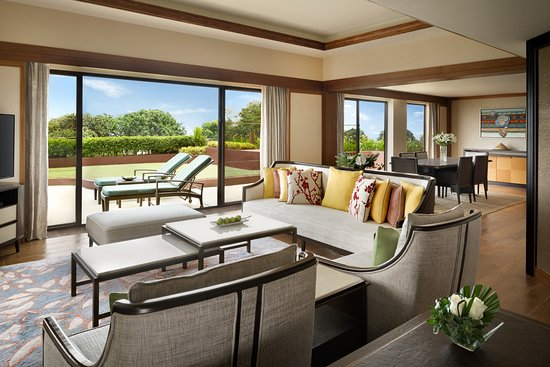 Tranquil Suite Living Room