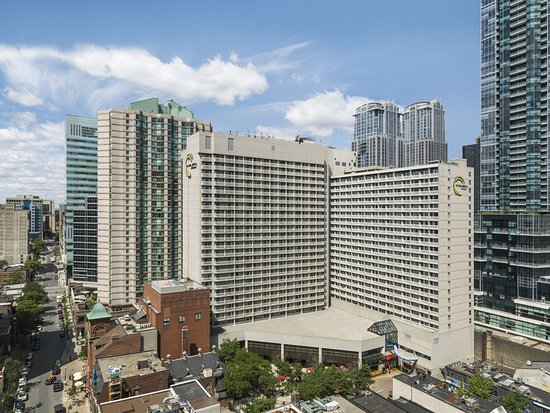 one night stay to visit mount sinai hospital and dine with