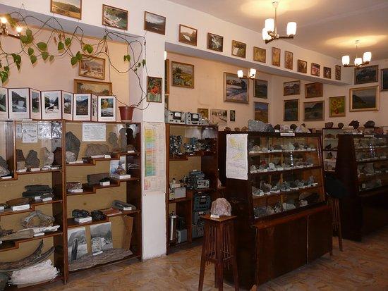 Майма, Россия: Музей действует в этом здании уже более 15 лет.