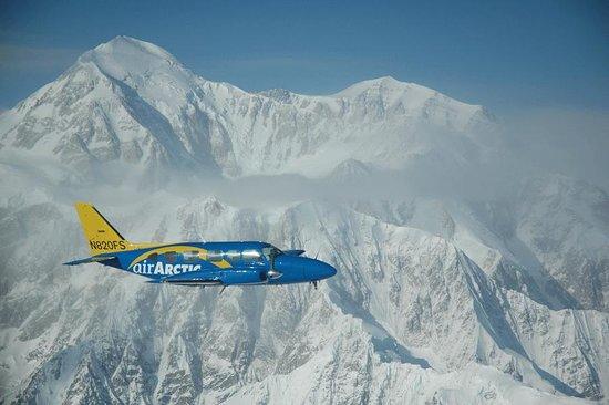 Denali Summit Flights