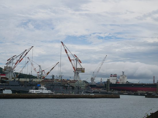 Kure Shuo Dock Terminal: Pier terminal kure 03