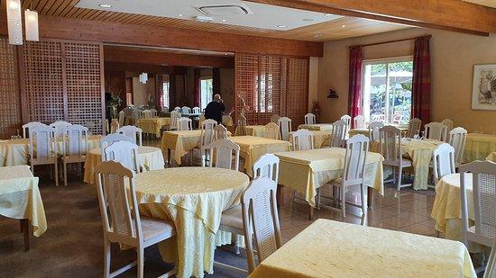 Restaurant du Chateau: Salle 1