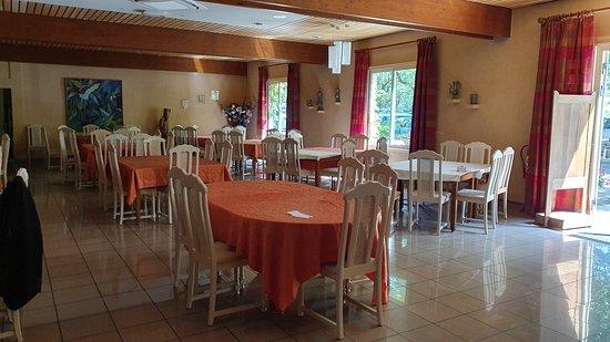 Restaurant du Chateau: Salle 2