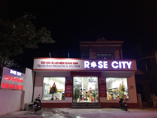 Rosecity Dac San Va Qua Luu Niem Quang Binh