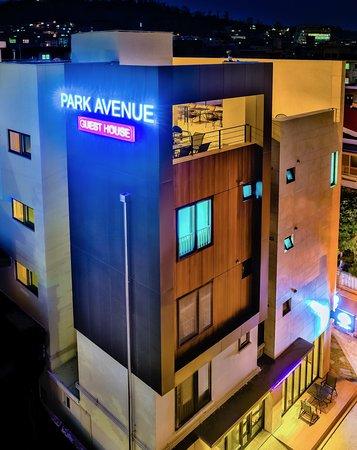 Park Avenue Guest House: guest house