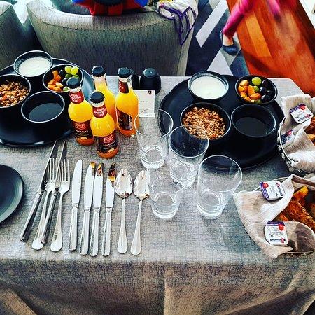 Sarajevo Canton, Bośnia i Hercegowina: In-room breakfast