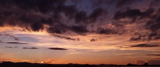 sunrise skies