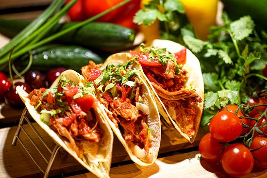One of our best selling items for the last couple of months 'The Jungle Tacos'.