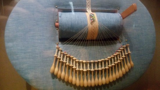 музей кружева - коклюшки