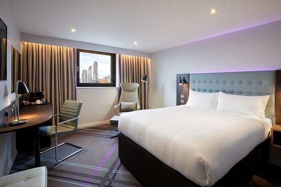 Premier Plus bedroom