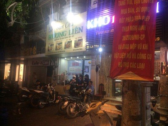 Obama Cafe, Hanoi