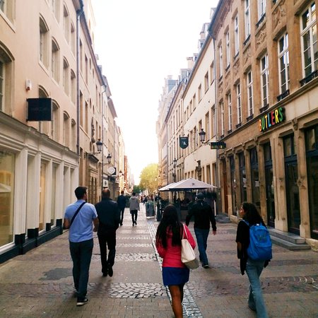 לוקסמבורג סיטי, לוקסמבורג: Luxembourg 