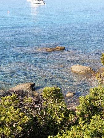 Spiaggia di Punta Molentis: Panorama 1