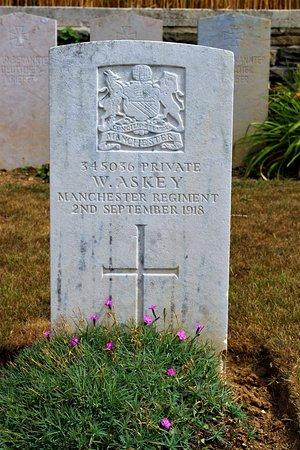 Beaulencourt, ฝรั่งเศส: tumba individual