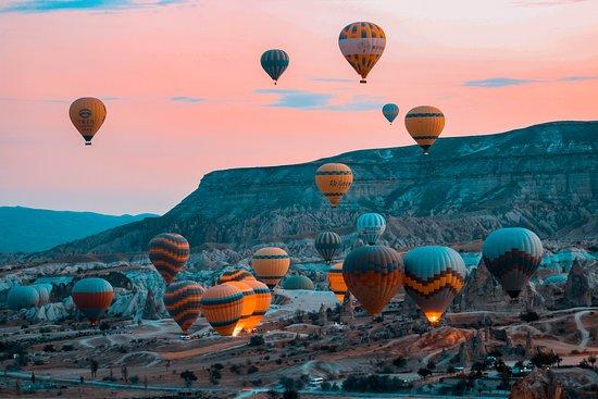 Golden Cappadocia Travel