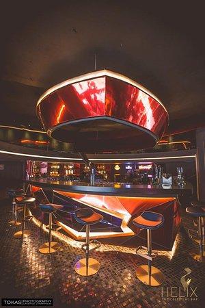Helix - The Celestial Bar - Best Restaurant