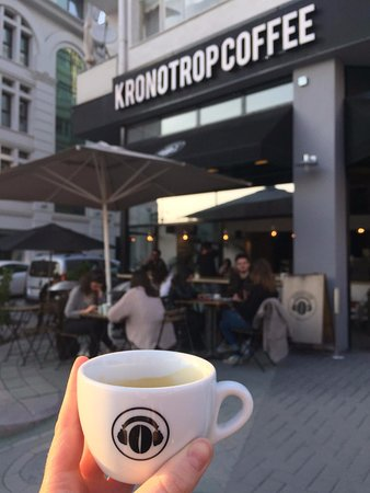 The best espresso in town