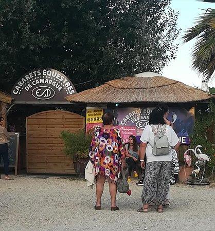 Accueil Cabarets équestres de Camargue