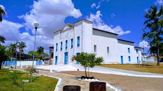 Igreja de São José de Mossamedes.. Linda  Construída em 1774 hoje faz parte do patrimônio histórico do estado do Goiás