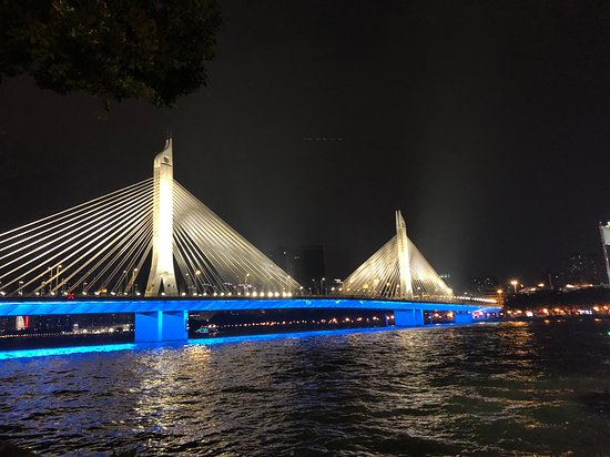 Pearl River Night Cruise (Guangzhou) - UPDATED 2019 - All