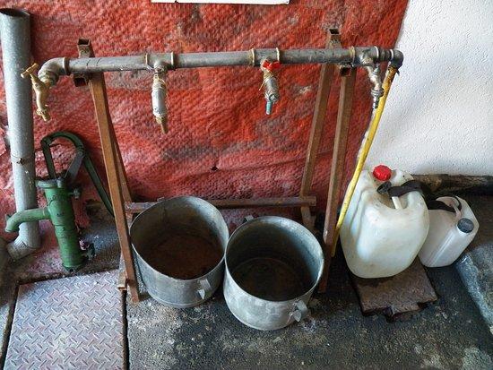War Museum: War Water Supply