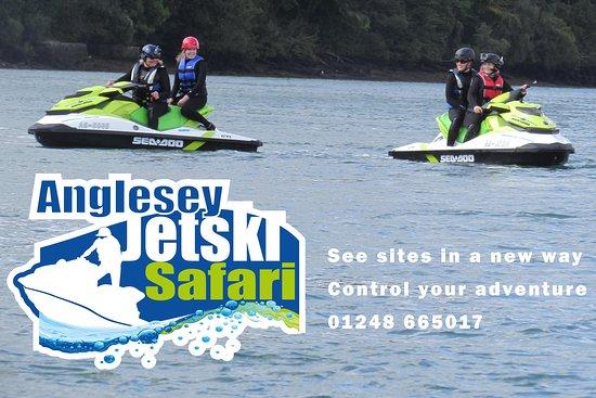 Anglesey Jetski Safari